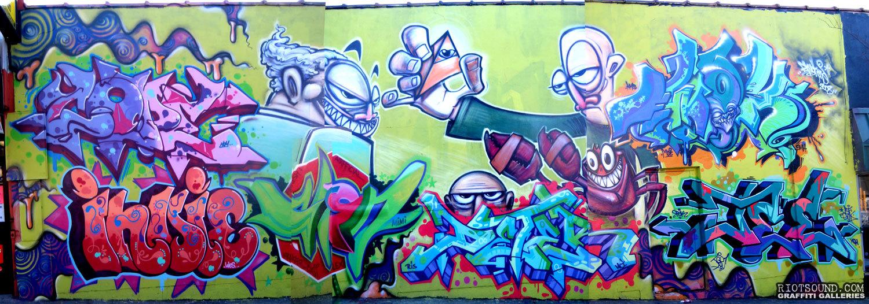 Bronx Graffiti Legends