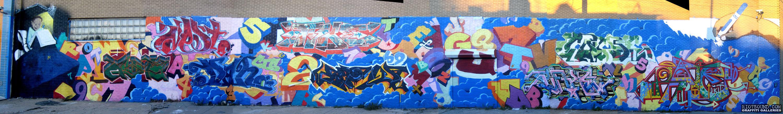 Bronx Graffiti Production