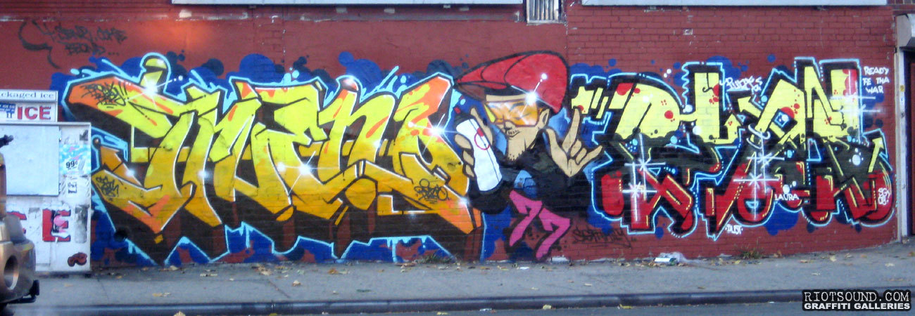 Bronx NYC Outdoor Art