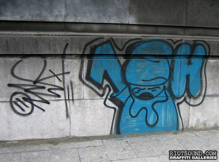 Bruxelles Graffiti