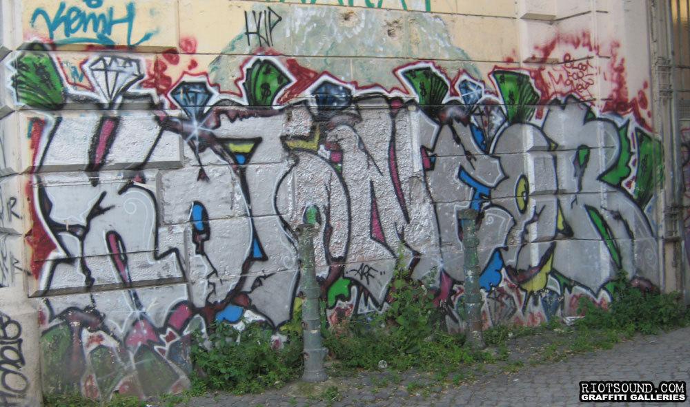 Burner In Global Village Rome