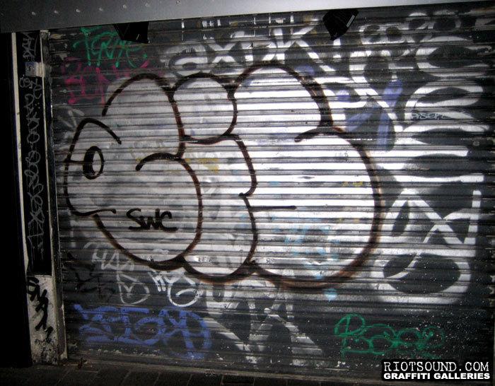 CIS Graffiti
