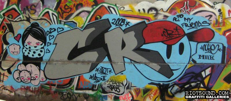 CR Graffiti