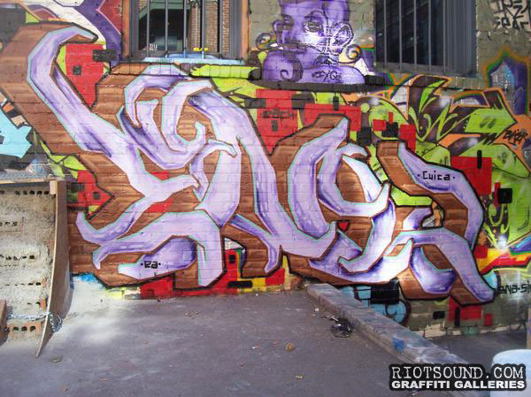 Colorado Graff Piece