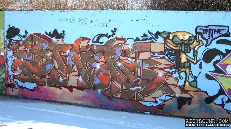 Connecticut Graffiti