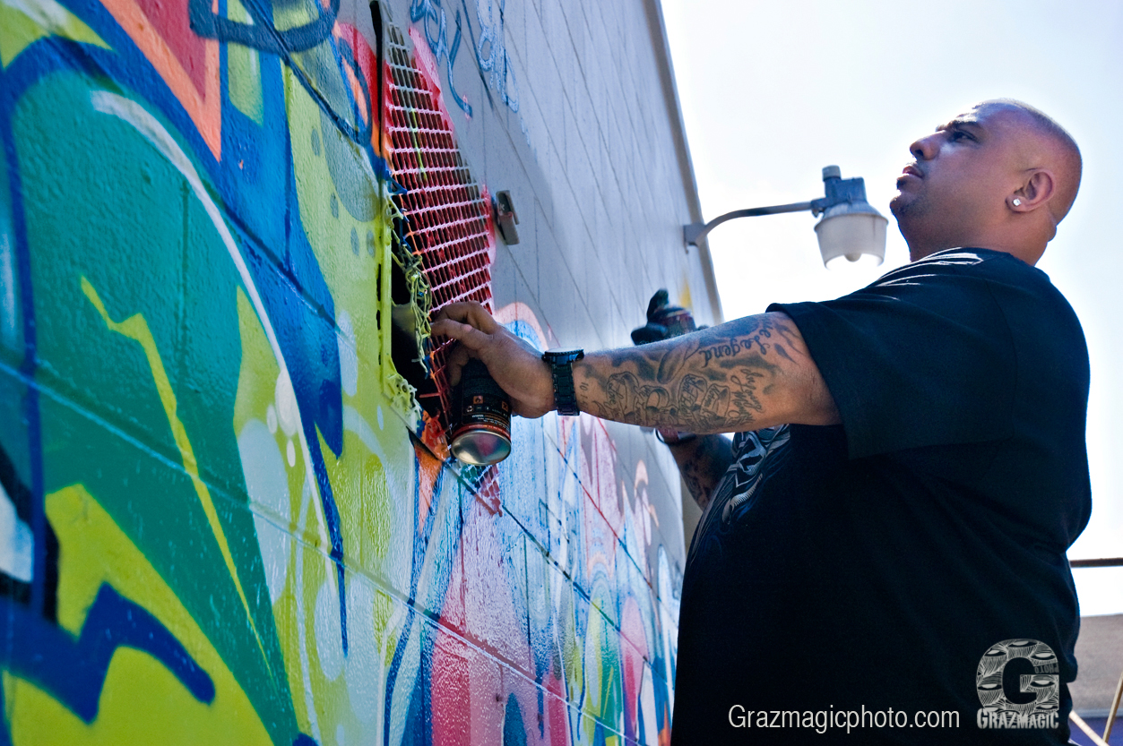 Cope 2 Graffiti Artist