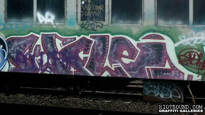 Cycle Train Piece