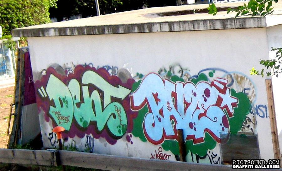 DENT Graffiti