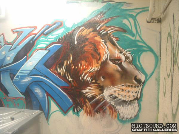 DREAD Lion Detail