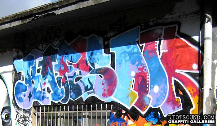 European Graffiti In Rome