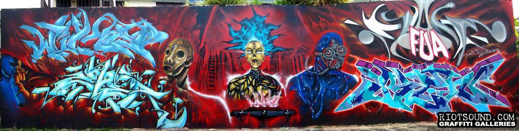 FUA Graffiti