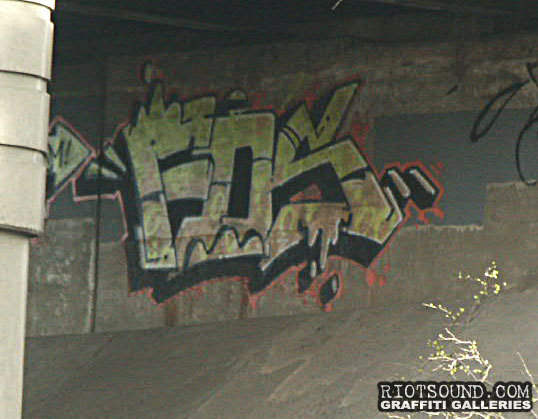 Fos Graffiti