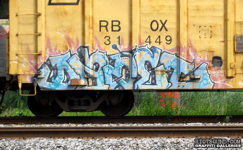 Freight Car Burner