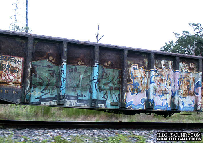 Freight Car Burner 001