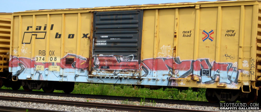 Freight Whole Car Piece