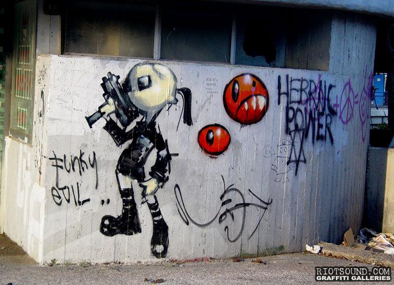 Funky Evil
