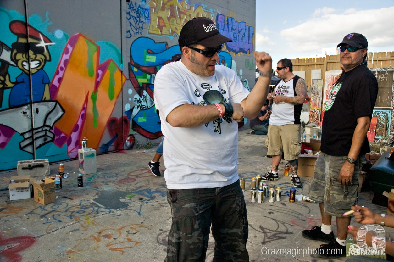 Graff Artists