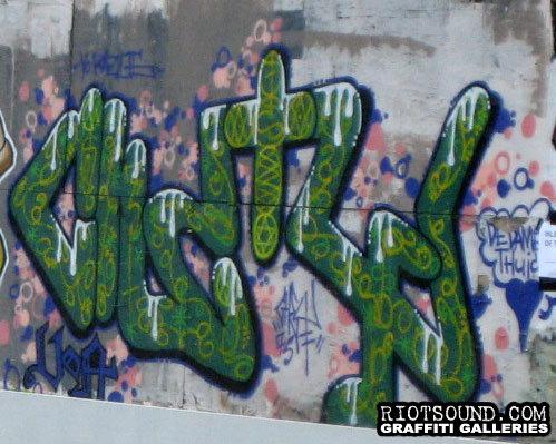 Graff In Amsterdam