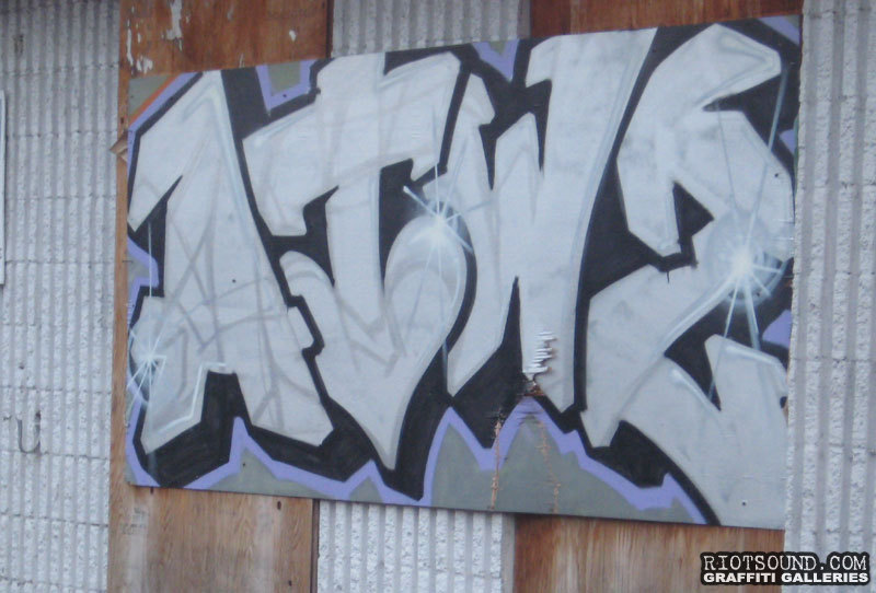 Graff In Montreal