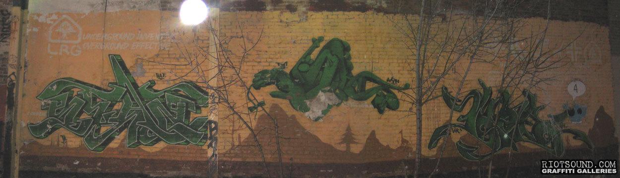 Graff Wall 2