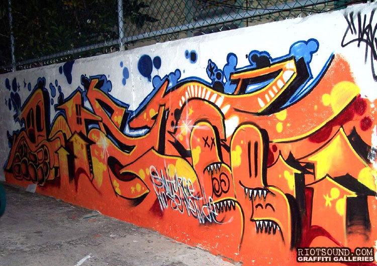Graffiti Art 1