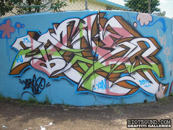 Graffiti Art Puerto Rico