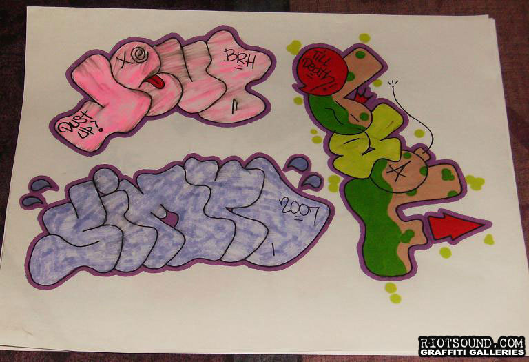 Graffiti Black Book