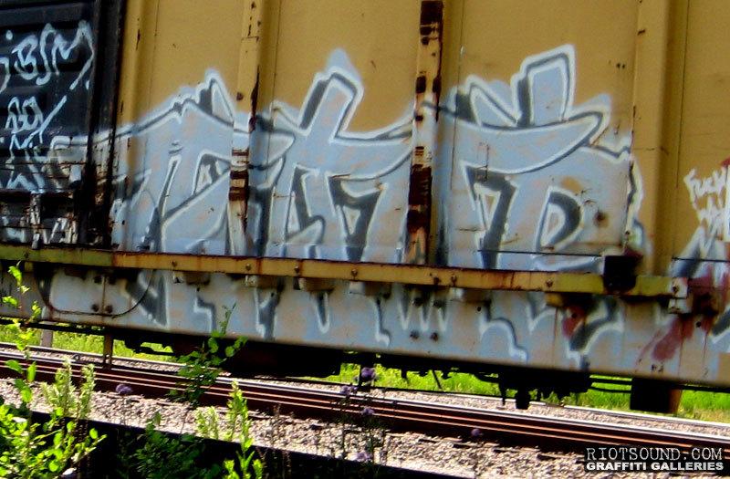 Graffiti Burner 1