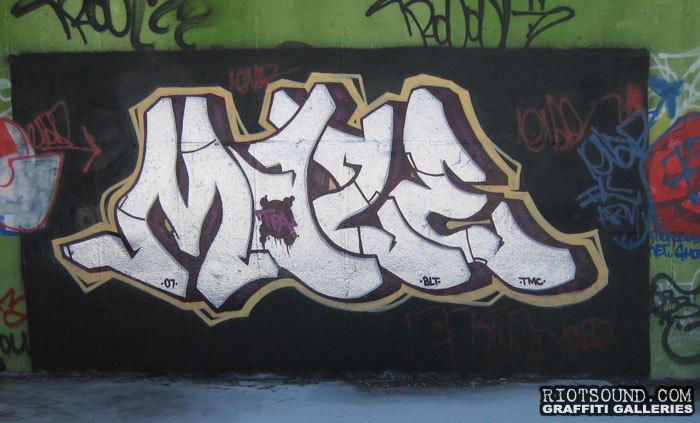 Graffiti Burner