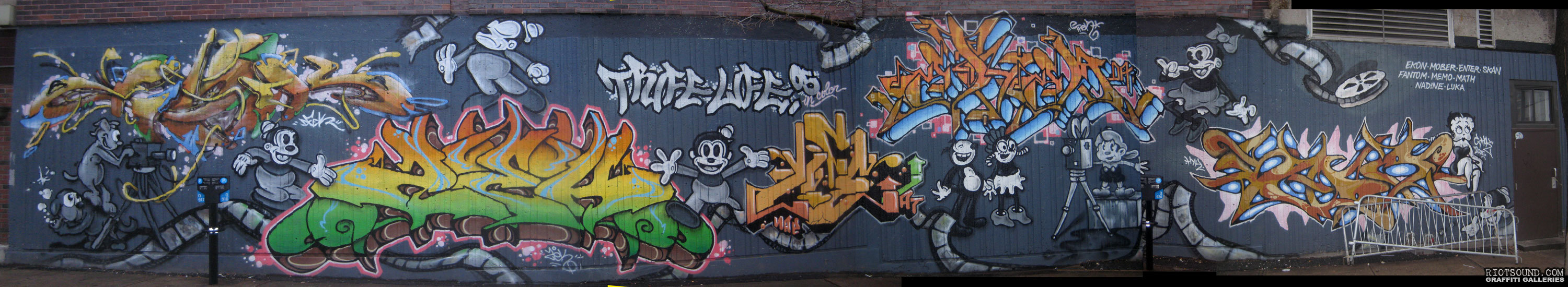 Graffiti Crew Production