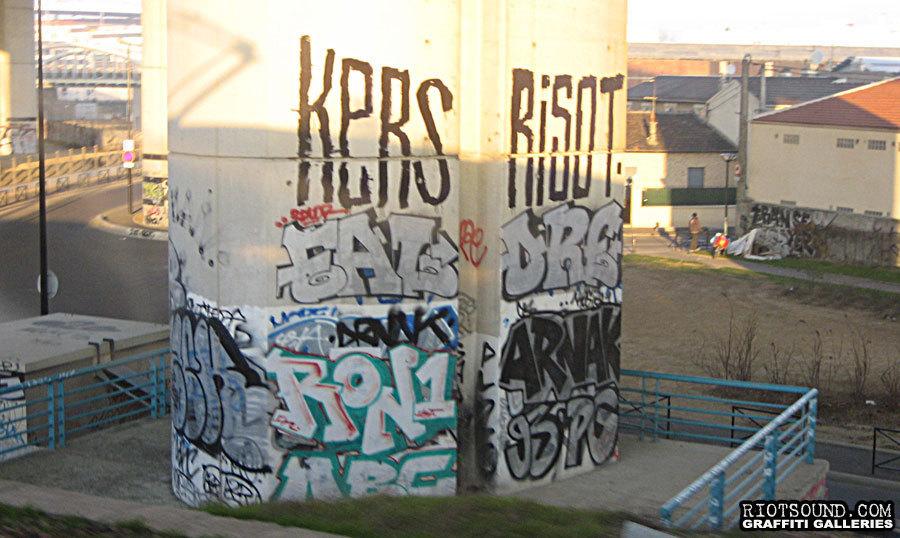 Graffiti France