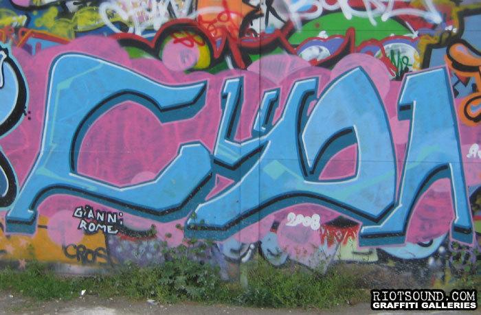 Graffiti Pittura