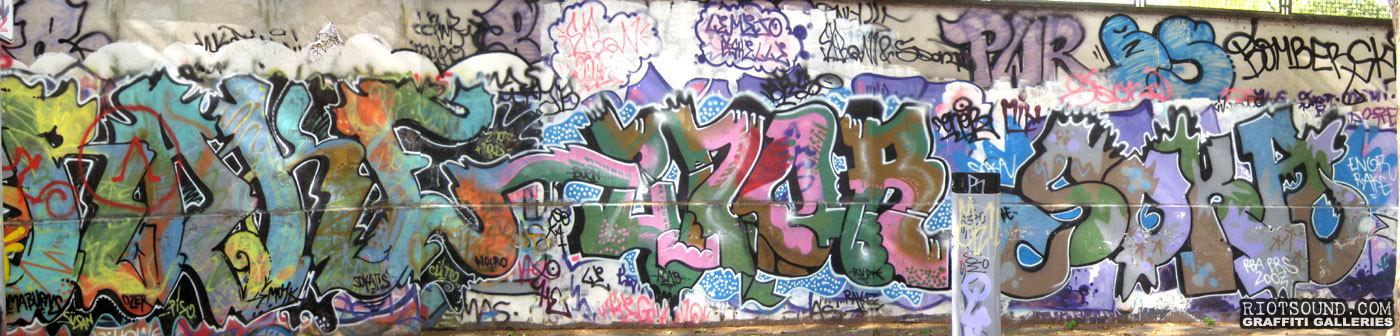 Graffiti Production