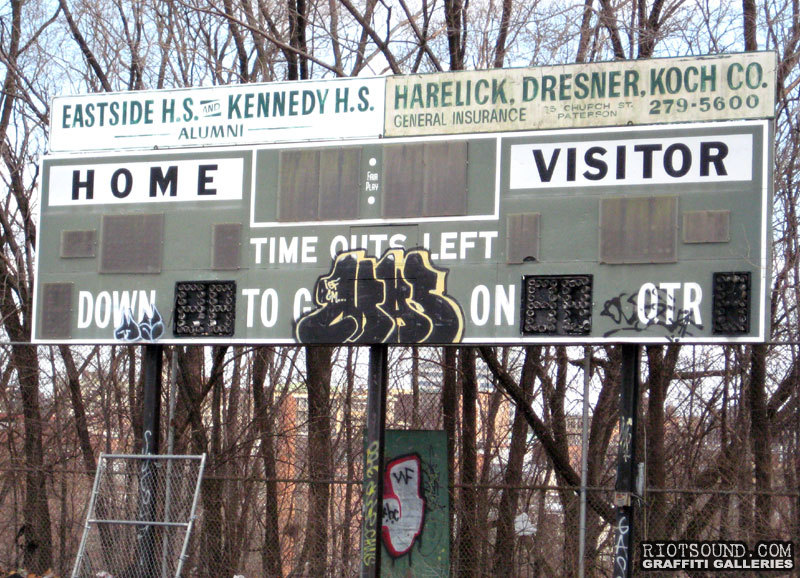 Hinchliffe Stadium Scrorebo