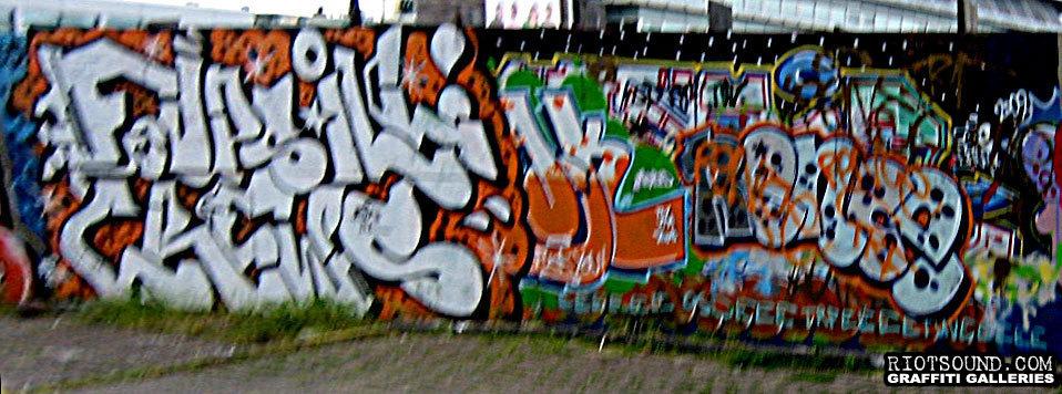 Holland Amsterdam Street Art