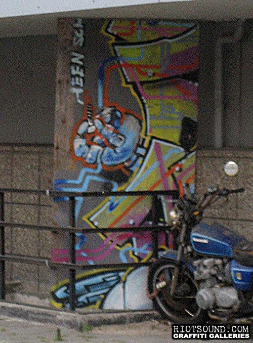 Holland Graffiti Art