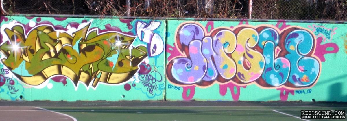 INDIE Bronx Street Art