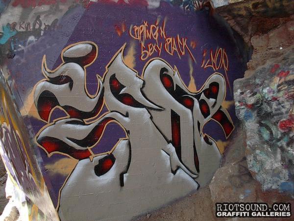 ISOR Graff Piece
