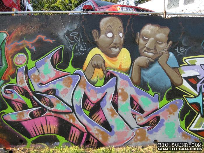ISOR Graffiti Art