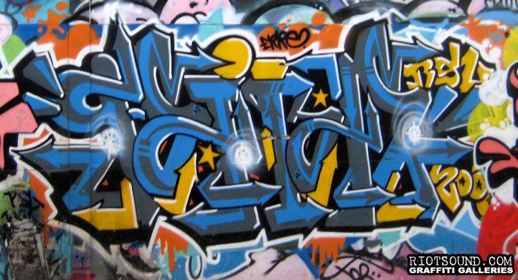 Italian Graffiti Art