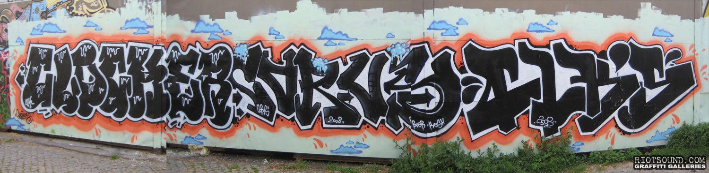 Italian Graffiti Production 001