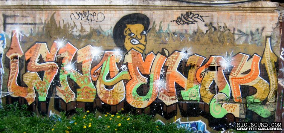 Italiano Graffiti Pittura