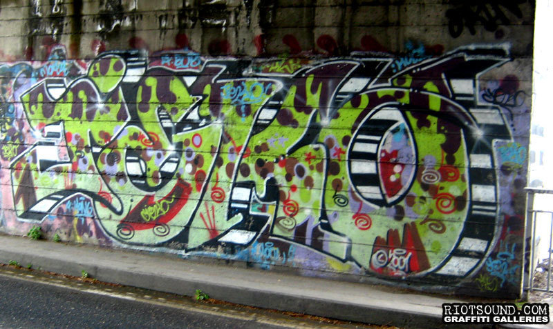 JEKO Graffiti Art