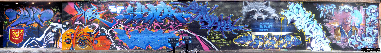 KBA Graffiti Canada