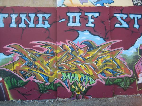 Kings Destroy Graffiti