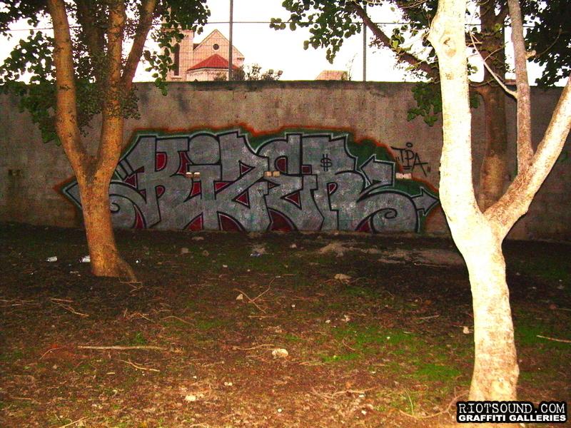 Kizer Graffiti Israel