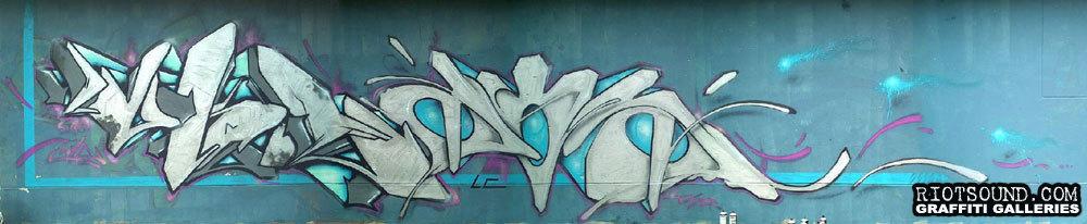 LUK DOSE Peru Graffiti