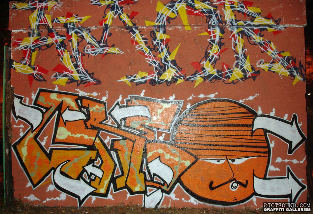 Latin American Graffiti