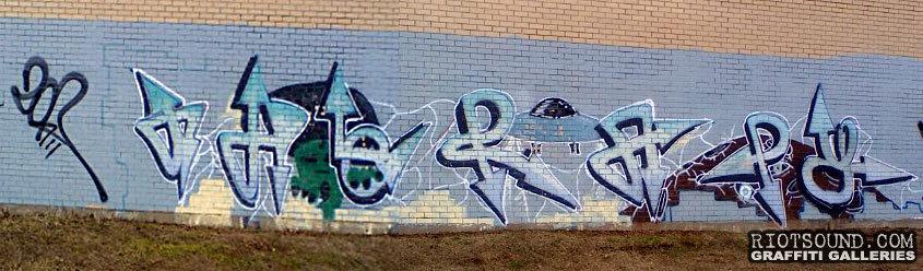 Long Island Graffiti