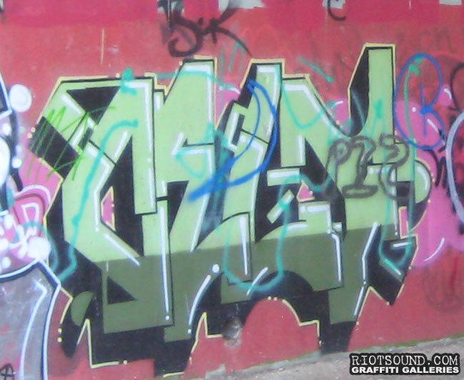 Long Island NY Graffiti